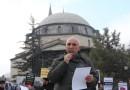 Tokat'ta İsrail ile Anlaşma Protesto Edildi