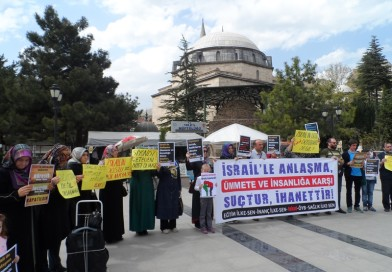 İsrail'in Dostu Olmak Ümmete İhanettir!