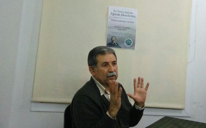 Bir Bütün Hâlinde Eğitim Meselemiz – Abdurrahman Arslan