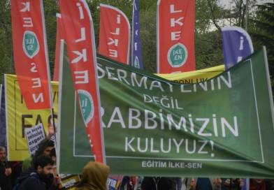 Tevhid, Adalet, Özgürlük Şiarıyla; 1 Mayıs'ta Meydanlara!