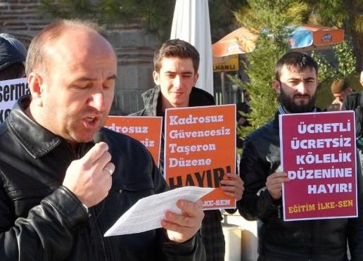 117.403 Boş Kadroya Atama Yapılmalı, Ücretli Öğretmen Köleliği Sonlandırılmalıdır!