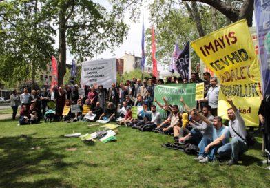 1 Mayıs Yürüyüşümüz:  Sermayenin Değil Rabbimizin Kuluyuz!