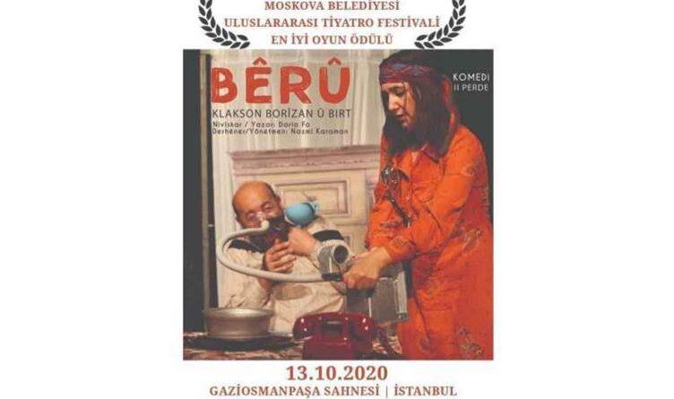 Kürtçe Tiyatronun Yasaklanması Skandaldır, Hakikate Meydan Okuyan Bir Hadsizliktir!