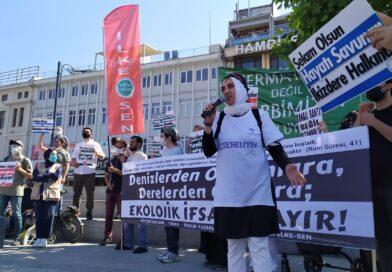 İkizdere'den Marmara'ya, Deniz ve Ormanlardan Kanal İstanbul'a:Ekolojik İfsada Hayır!